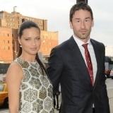 Adriana Lima y Marko Jariz, feliz pareja de guapa y feo