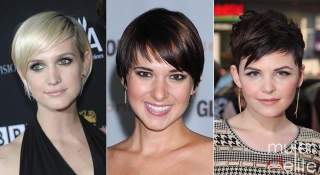 As� llevan las celebrities el pelo corto