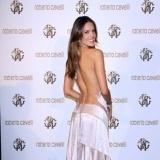 Alessandra Ambrosio, una modelo con una espalda de infarto