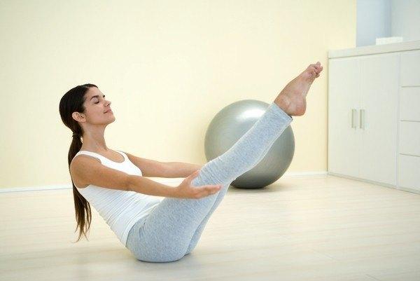 Los ejercicios de Pilates, perfectos para conseguir un vientre plano