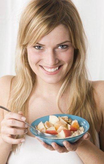Combina la avena con frutas y l�cteos y disfrutar�s de un desayuno completo y equilibrado