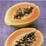 Papayas, frescas y sanas