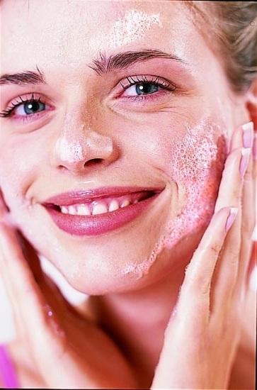 Libera tu piel del acn� con la sal marina