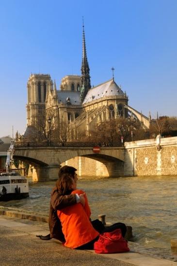 La catedral de Nôtre Dame, una joya parisina