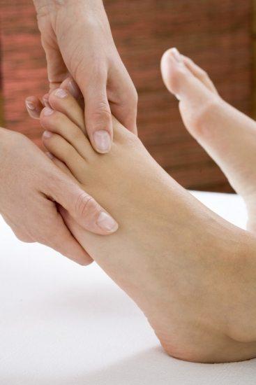 Apúntate a la reflexología podal para reducir la ansiedad