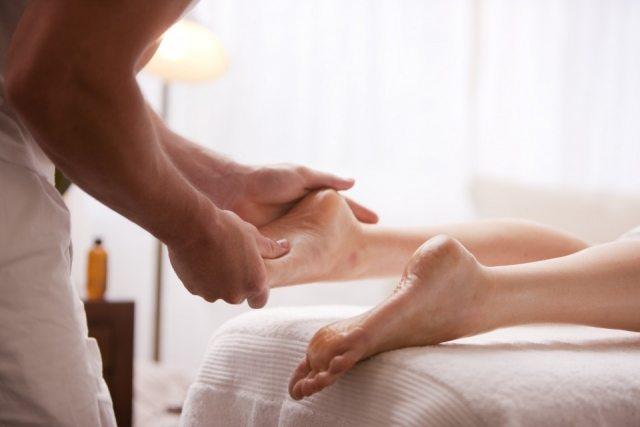 Limpia tu organismo gracias a la reflexología podal