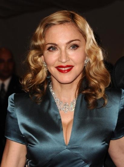 Madonna apuesta por el rubio dorado para el cabello