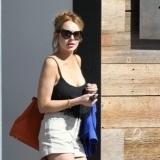 Lindsay Lohan: desajustes y malos h�bitos alimenticios