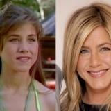 El antes y el despu�s de Jennifer Aniston