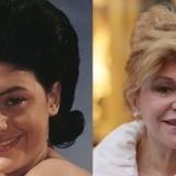 El antes y el despu�s de Tita Cervera