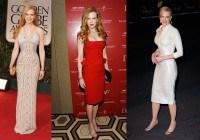 Nicole Kidman, siempre con la espalda recta