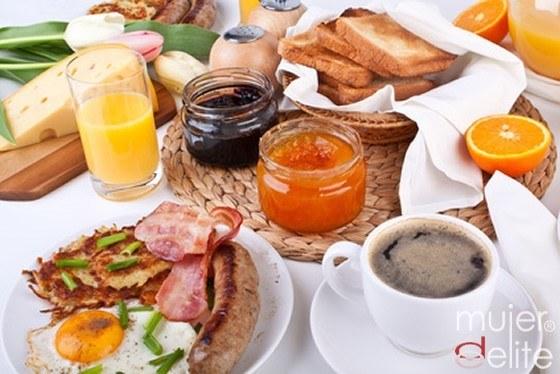 Desayuno ingl s c mo prepararlo mujerdeelite for Almuerzo en frances
