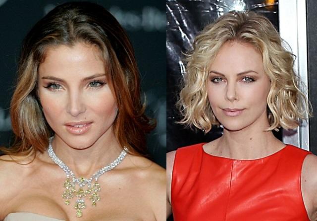 Elsa Pataky y Charlize Theron, dos rubias explosivas