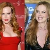 Nicole Kidman, del nude al rojo pasi�n