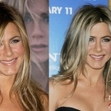 Jennifer Aniston ilumina su rostro