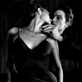 Anastasia Steele y Christian Grey, los dos personajes de la trilog�a Cincuenta sombras de Grey