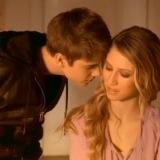 Justin Bieber en el anuncio de su fragancia Someday