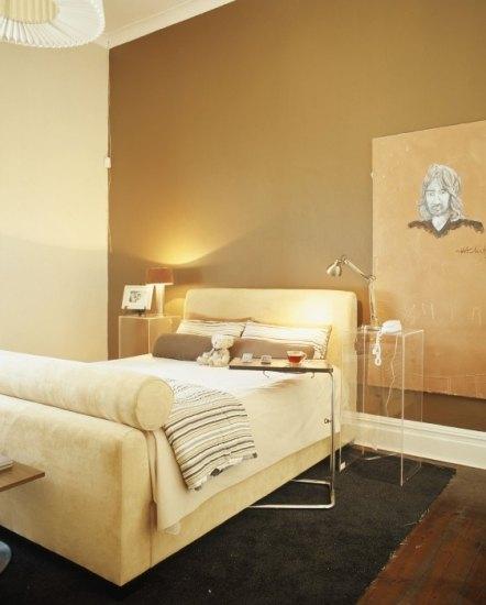 Mezcla de estilos en el dormitorio para las atrevidas