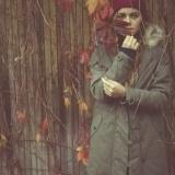 Abrigo con pelo en la capucha de Billabong