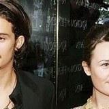 Orlando Bloom y su hermana Samantha Bloom