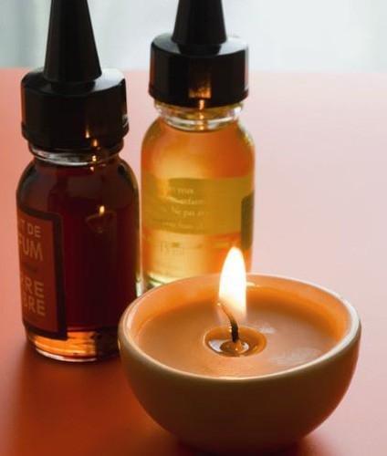Los aceites esenciales ayudan a despertar los sentidos