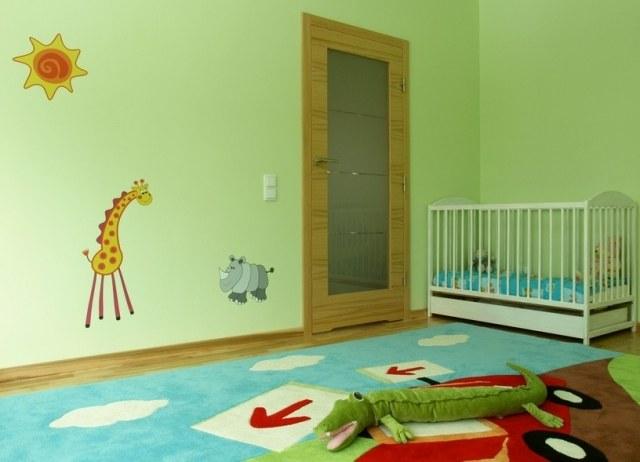 vinilos para la habitacin del beb