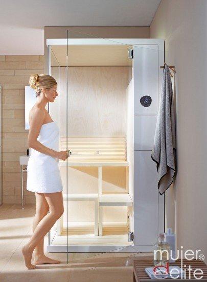 Saunas: sus beneficios terap�uticos