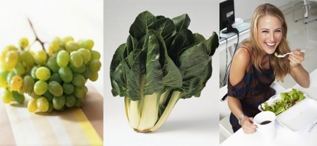 Las verduras, tus mejores aliadas para combatir los excesos