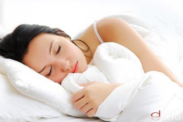 Un sueño reparador te ayuda a adelgazar