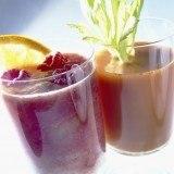 Salma Hayek es adicta a los zumos