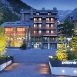 Exterior del Hotel Palom� en Vallnord, Andorra