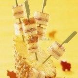 S�ndwiches en brochetas para tu fiesta en casa con amigos