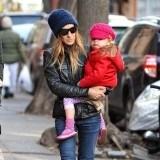 Sarah Jessica Parker sigue estupenda tras ser madre