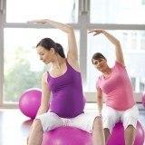 Realiza ejercicio moderado durante el embarazo