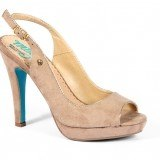 Peep toes en color nude como tendencia en moda calzado primavera-verano 2013