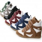 Sneakers como tendencia en moda calzado primavera-verano 2013