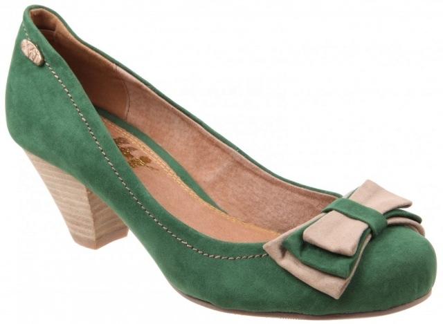 Zapatos Verano Tacon Medio
