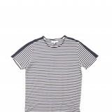 Camiseta de rayas para tu look de primavera-verano