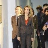 La princesa Letizia apuesta por los trajes de chaqueta y pantal�n