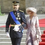 Los Pr�ncipes de Asturias saben estar siempre elegantes