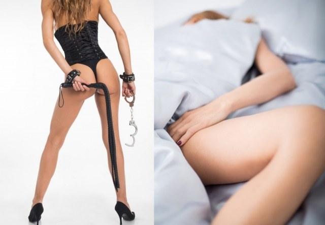 La masturbación y la dominación son fantasías sexuales recurrentes entre las mujeres