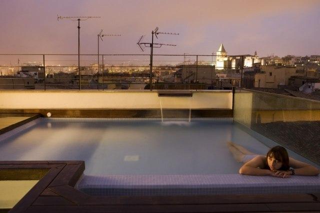 Las 10 mejores terrazas con piscina en hoteles espaoles for Hoteles en mallorca con piscina climatizada
