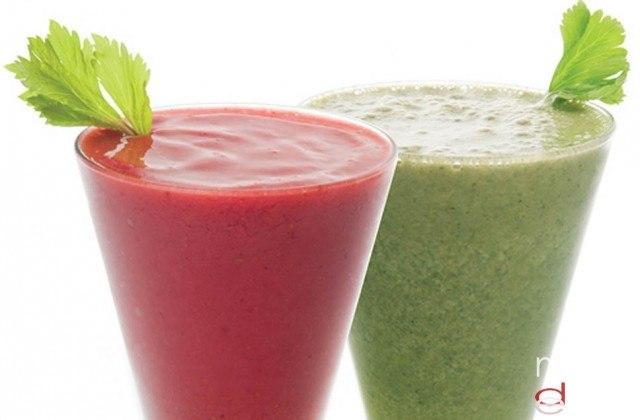 Recetas de smoothies los batidos de fruta de moda - Batidos de frutas ...