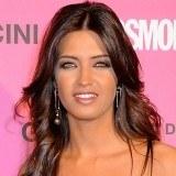 Sara Carbonero maquillada en tonos rosas