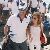 Letizia Ortiz apuesta por el blanco en verano