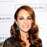 Paula Echevarr�a apuesta por destacar sus ojos con el maquillaje