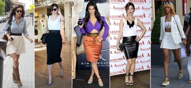 ¿Cómo elegir la falda que más te favorece?