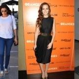 Olivia Palermo, Eva Longoria, Leighton Meester y Jessica Alba llevan los b�sicos de temporada