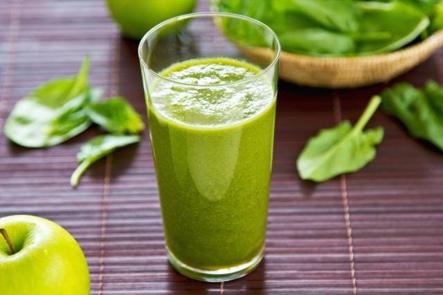 Batido Detox de verduras
