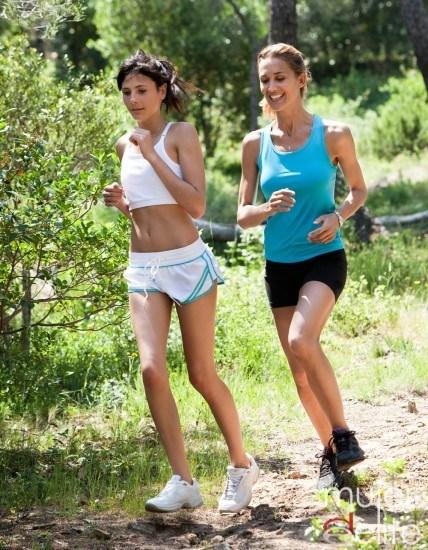 El running, quema calorías, adelgaza y disminuye la ansiedad y el estrés